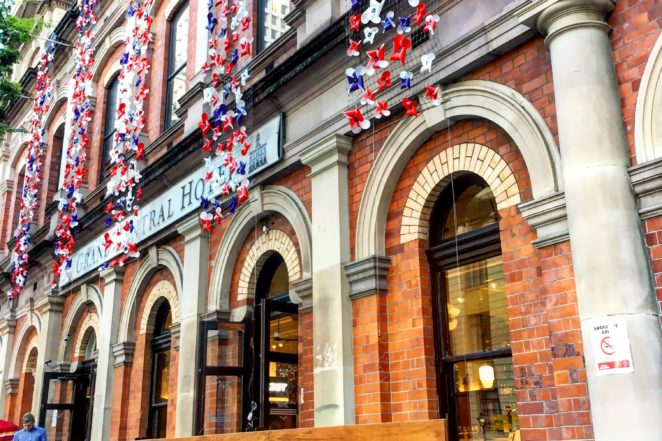 Grand Central Hotel – the Poppy Project